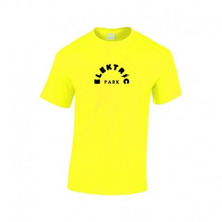 """T-Shirt Homme """"ELEKTRIC PARK"""" - Fluo"""